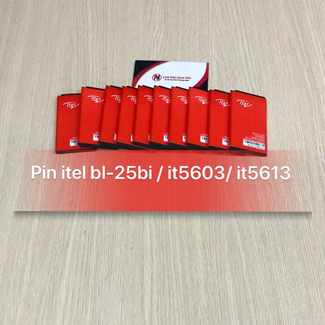 Pin Itel BL-25bi / it5603 / it5613