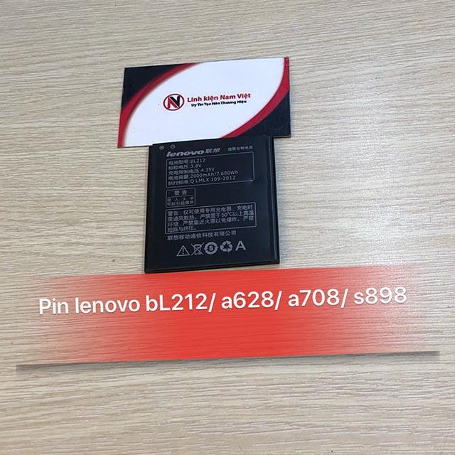Pin Lenovo A628 / A708 / S898 / BL212