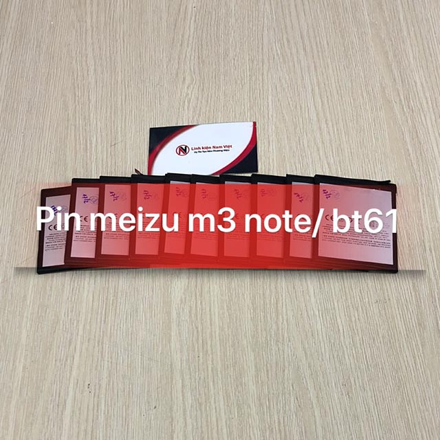 Pin Meizu M3 Note / BT61