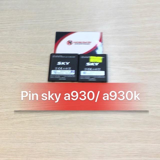 Pin Sky A930 / A930K