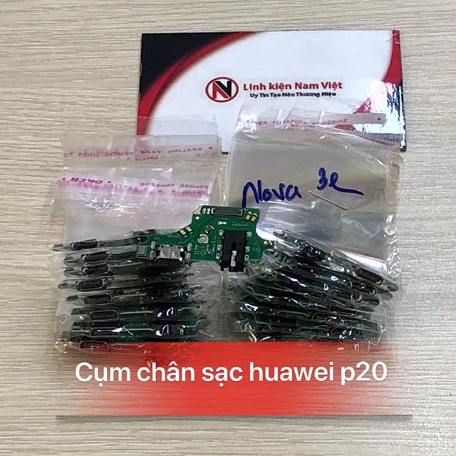 Cụm chân sạc Huawei P20 / Nova 3E