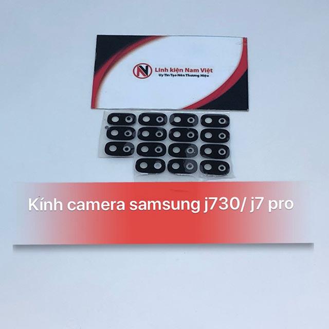 Kính Camera sau Samsung J7 pro / J730