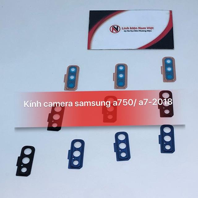Kính Camera sau Samsung A750 / A7 2018
