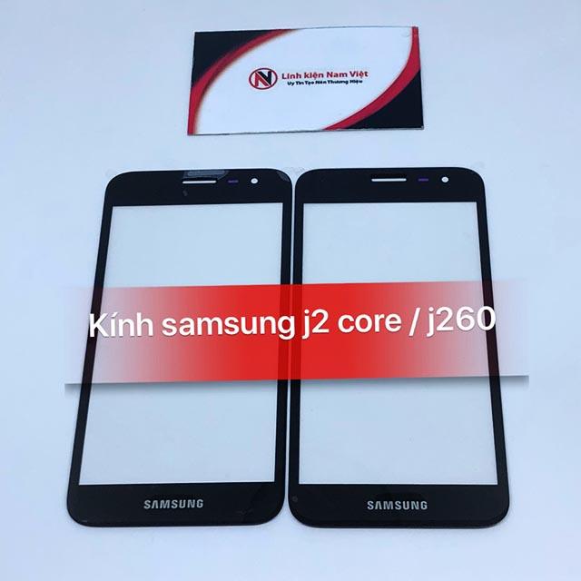 Mặt kính Samsung J2 Core / J260