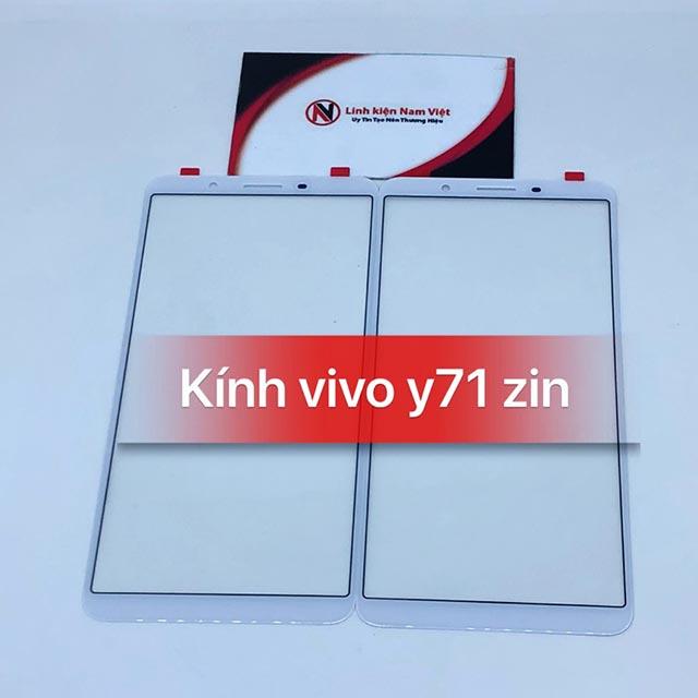Mặt kính Vivo Y71 / B-E1 zin
