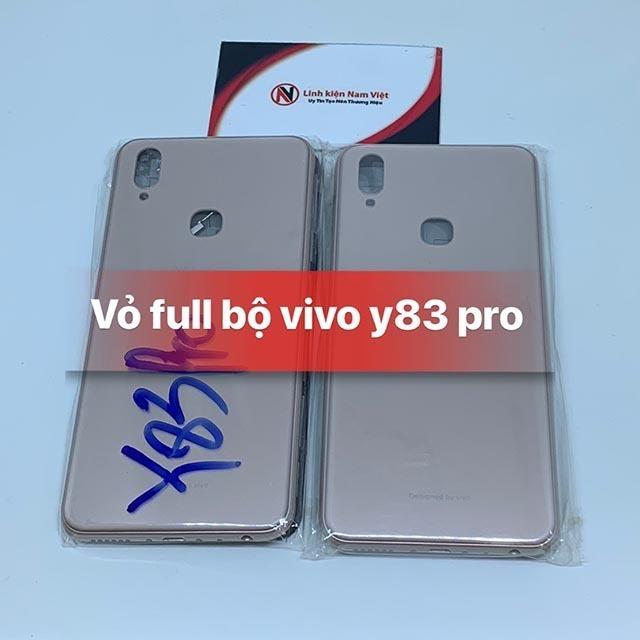 Vỏ sườn lưng + khai sim Vivo Y83 Pro