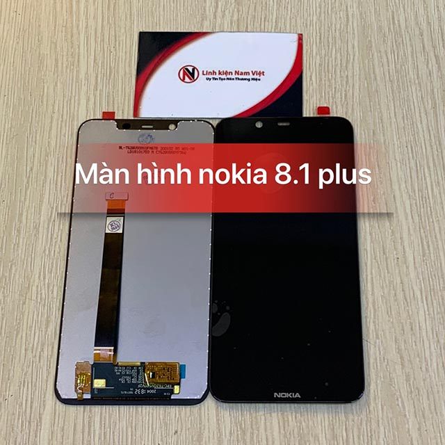 Màn hình Nokia 8.1 Plus / Nokia X7
