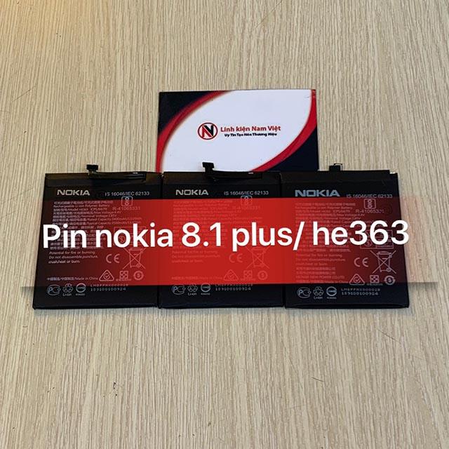 Pin Nokia 8.1 Plus / Nokia 3.1 Plus / HE363