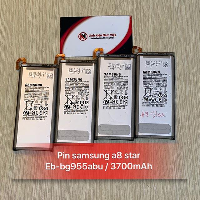 Pin Samsung A8 Star