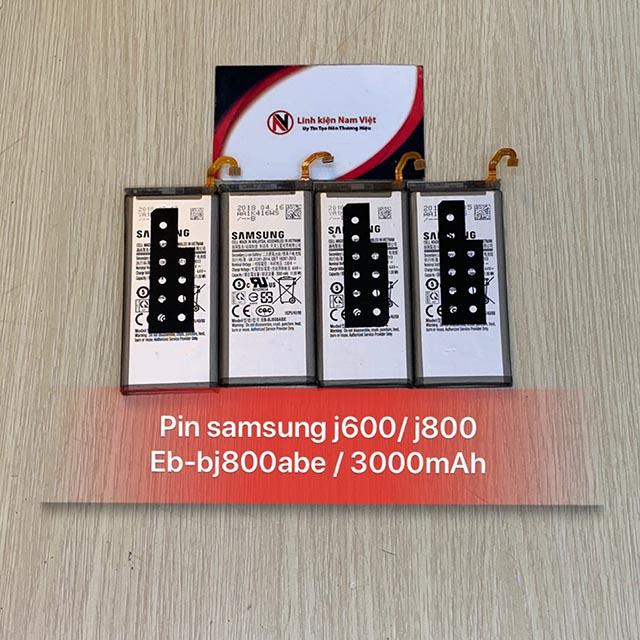 Pin Samsung J600 / J800