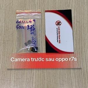 Camera sau Oppo R7s