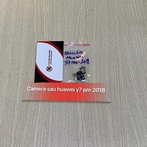 Camera sau Huawei Y7 Pro 2018