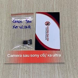Camera sau Sony C6 / XA Ultra