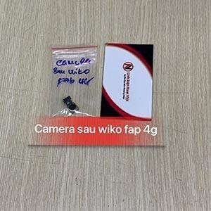 Camera sau Wiko Fab 4G