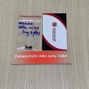 Camera trước Wiko Sunny 3 Plus