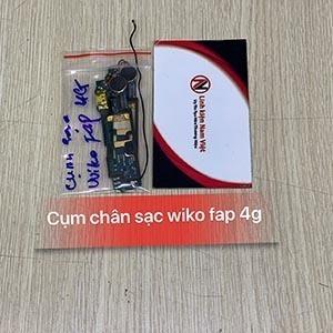 Cụm chân sạc Wiko Fab 4G