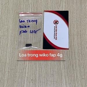 Loa trong Wiko Fab 4G