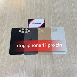 Nắp lưng Iphone 11 Pro (lỗ CAM TO)