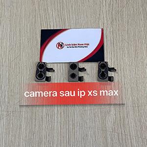 Camera sau Iphone XS Max