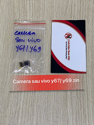 Camera sau Vivo Y67 / Y69