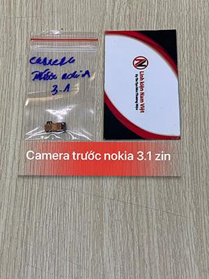Camera trước Nokia 3.1
