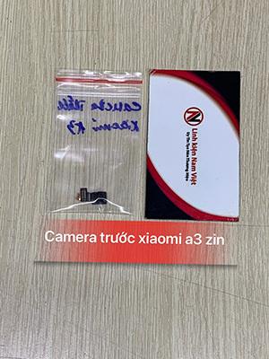 Camera trước Xiaomi A3 zin