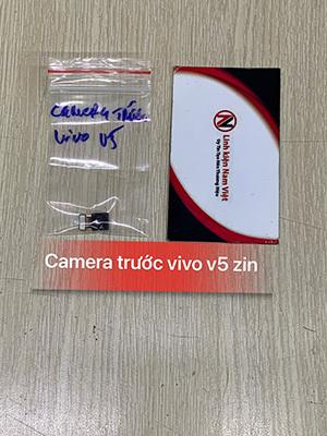 Camera trước Vivo V5