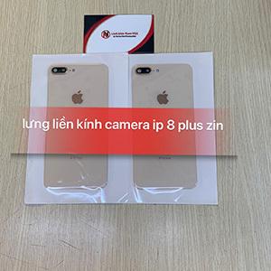 Lưng liền kính camera Iphone 8 Plus