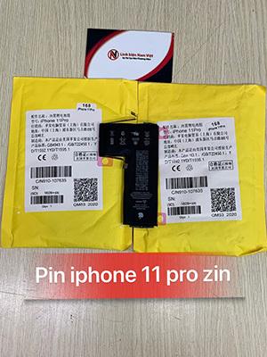 Pin Iphone 11 Pro zin
