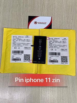 Pin Iphone 11 zin