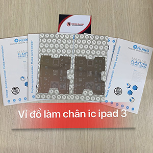 Vĩ đổ làm chân IC ipad 2 / ipad 3 / ipad 4 / mijing iph-7