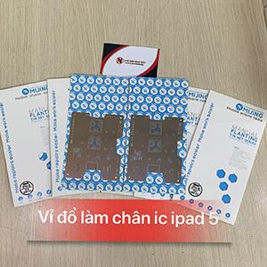 Vĩ đổ làm chân IC Ipad 5 / ipad mini 2 / ipad mini 3 / mijing iph-8
