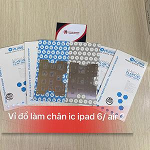 Vỉ đổ làm chân IC Ipad IC Ipad 6 / ipad air 2 / ipad mini 4 / mijing iph-9