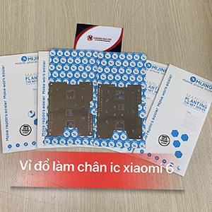 Vỉ đổ làm chân IC Xiaomi Mi 6 / Mi Mix 2 / msm8998 / mijing mi-8