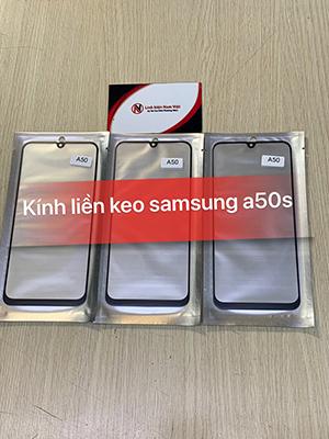 Kính liền keo OCA Samsung A50s