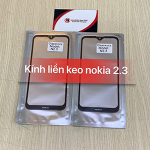 KÍnh liền keo OCA Nokia 2.3