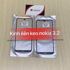 Kính liền keo OCA Nokia 3.2