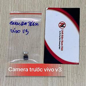 Camera trước Vivo V3