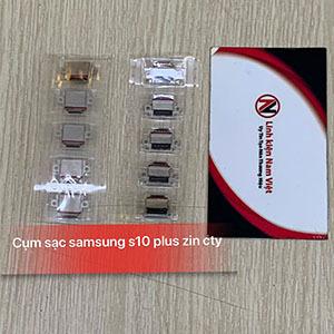 Chân sạc rời Samsung S10 Plus (zin cty)