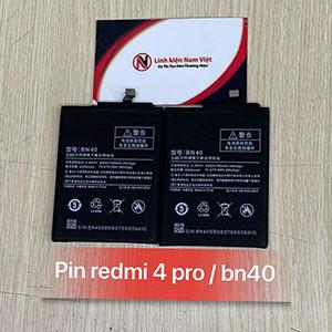 Pin Xiaomi Redmi 4 Pro / BN40
