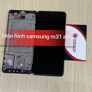 Màn hình Samsung M31 zin khung