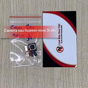 Camera sau Huawei Nova 3i