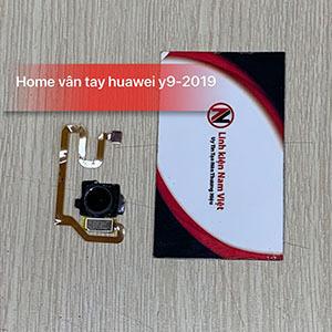Dây Home vân tay Huawei Y9-2019
