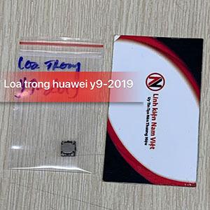 Loa trong Huawei Y9-2019